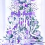 Festive Christmas dinner — Stock Photo #36373481