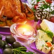 Christmastime banquet — Stock Photo #37264363