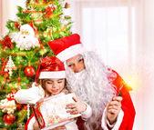 圣诞晚会 — 图库照片