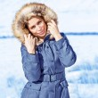 Fashionable wintertime style — Stock Photo #39404665