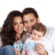 Stock Photo: Family togetherness concept