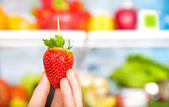 Healthy eating lifestyle — Stock Photo