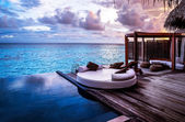Luxury resort & Spa — Foto de Stock