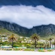 Cape Town beach — Stock Photo