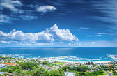 Cape Town coastline — Stock Photo