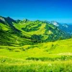 Beautiful mountains landscape — Stock Photo #48742833