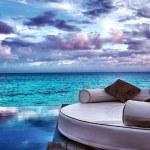 Luxury beach resort — Stock Photo #49035873