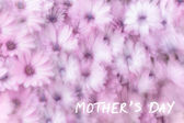 Mother's day greeting card — Foto Stock