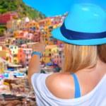 Visiting Italian city — Stock Photo #50160645