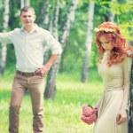 Happy wedding day — Stock Photo #50547147