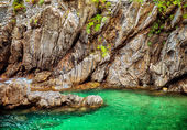 Hermosa laguna — Foto de Stock