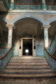 Beelitz Heilstätten Lobby — Stock Photo