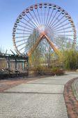 Roda velha — Fotografia Stock