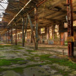Abandoned factory building, several images available — Stock Photo