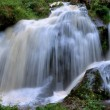Waterfall in the countryside — Stock Photo