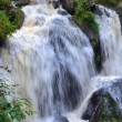 Waterfall in the Black Forest in Triberg — Stock Photo