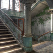 Stock Photo: Old Hall in Beelitz