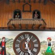 Large Cuckoo Clock — Stock Photo #40975637