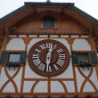 Stock Photo: Largest cuckoo clock in world in Triberg