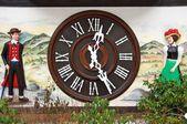 Cuckoo Clock — Stock Photo