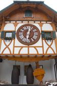 The largest cuckoo clock in the world in Triberg — Stock Photo