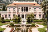 Villa Ephrussi de Rothschild — Stock Photo