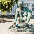 "Stock Photo: Sculpture ""Andemor"" in Stavanger"