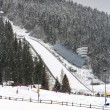 Stock Photo: Ski Jump in Zakopane