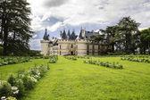 Chaumont Castle — Stock Photo