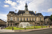 Hotel de Ville in Tours — Stock Photo
