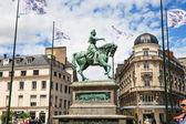 Orleans Statue Jeanne d'Arc, France — Stock Photo
