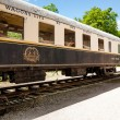 Pullman, famous rail wagon - Stock Photo