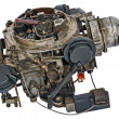 Stock Photo: Used carburetor