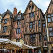 Medieval buildings in Tours, France — Stock Photo #25357709