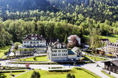 Schlosshotel Lisl and Villa Jagerhaus in Bavaria — Stock Photo
