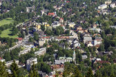 City center of Zakopane — Stock Photo