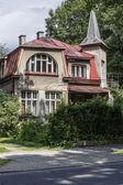 Villa Mak in Zakopane — Stockfoto