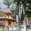 Stock Photo: Monument to Earl Wladysław Zamoyski, Zakopane