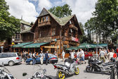 Gazdowo Kuznia in Zakopane — Stock Photo