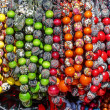 Stock Photo: Multicolor beads
