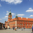 Foto de Stock  : Royal Palace in Warsaw, Poland