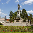 Adam Mickiewicz memorial — Stock Photo