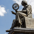 Stock Photo: Nicolaus Copernicus memorial in Warsaw