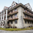 Bristol Hotel in Zakopane — Stock Photo
