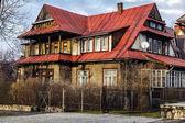 Villa named Pani Zosia in Zakopane — Foto Stock