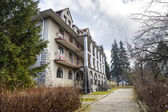 Bristol Hotel in Zakopane in Poland — Stock Photo