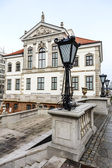 Fryderyk Chopin Museum, Warsaw, Poland — Stock Photo