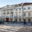 Stock Photo: Classicist Raczynski Palace, Warsaw