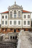 Fryderyk Chopin Museum in Warsaw, Poland — Stock Photo