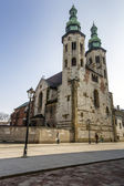 Church of St. Andrew in Krakow — Stock Photo